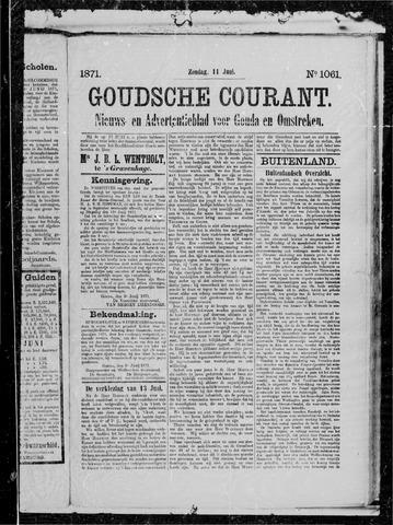 Goudsche Courant 1871-06-11