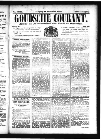 Goudsche Courant 1908-12-11