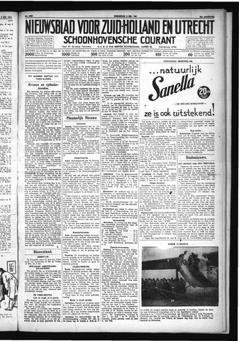 Schoonhovensche Courant 1931-05-06
