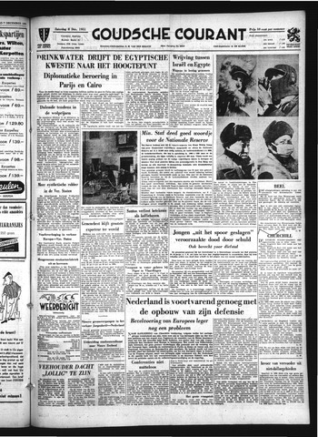 Goudsche Courant 1951-12-08
