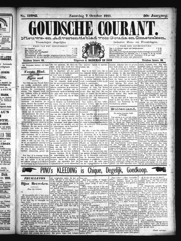 Goudsche Courant 1911-10-07