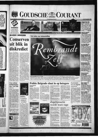 Goudsche Courant 1999-09-30