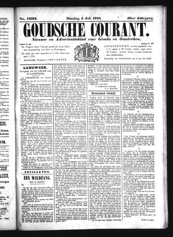 Goudsche Courant 1910-07-05