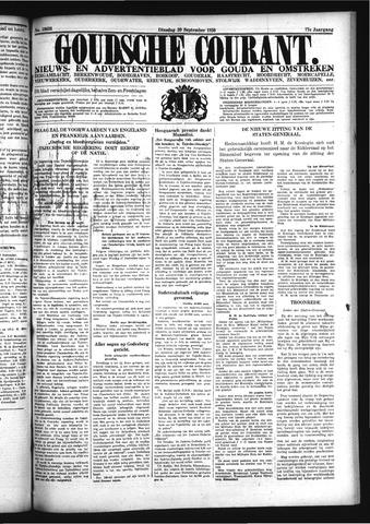 Goudsche Courant 1938-09-20