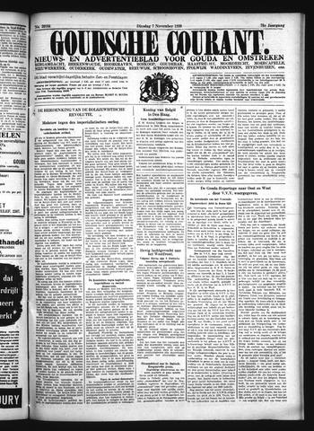 Goudsche Courant 1939-11-07