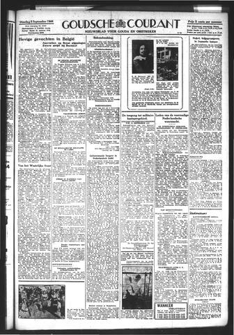 Goudsche Courant 1944-09-05