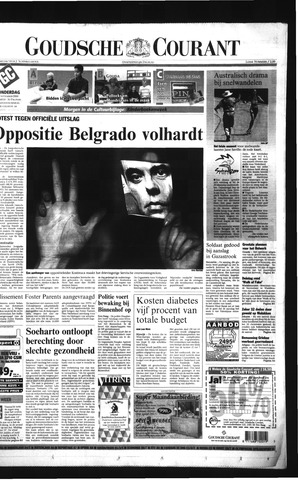 Goudsche Courant 2000-09-28