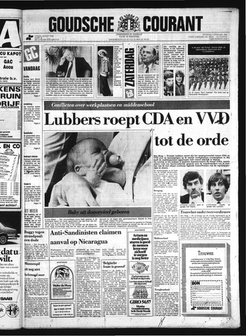 Goudsche Courant 1984-02-04
