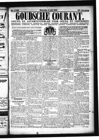 Goudsche Courant 1930-07-14