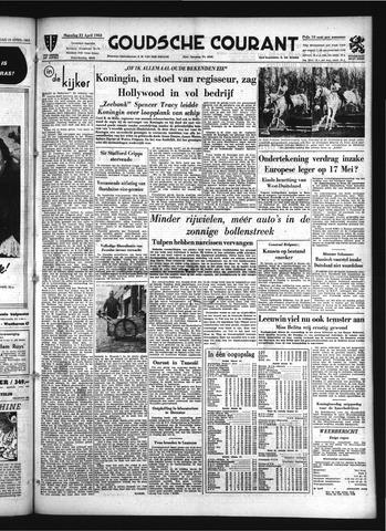 Goudsche Courant 1952-04-21