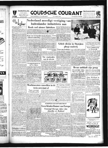 Goudsche Courant 1952-10-29