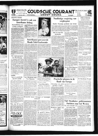 Goudsche Courant 1949-08-30