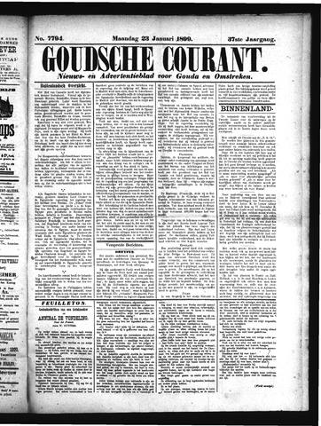 Goudsche Courant 1899-01-23
