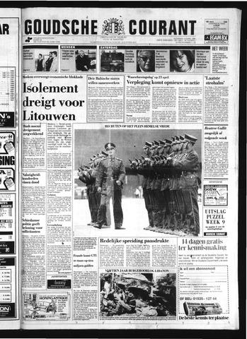 Goudsche Courant 1990-04-14