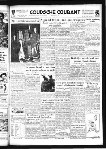 Goudsche Courant 1954-10-13