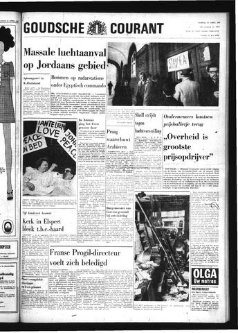 Goudsche Courant 1969-04-22