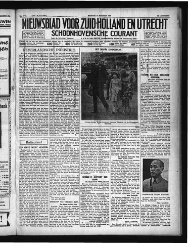 Schoonhovensche Courant 1936-12-14