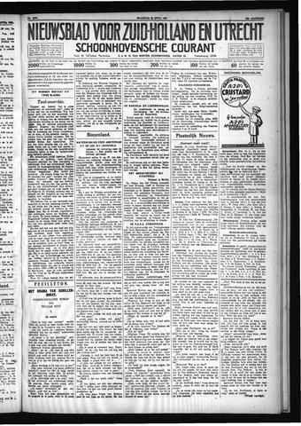 Schoonhovensche Courant 1931-04-20