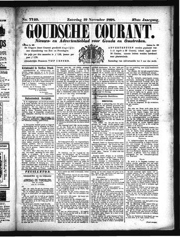 Goudsche Courant 1898-11-19