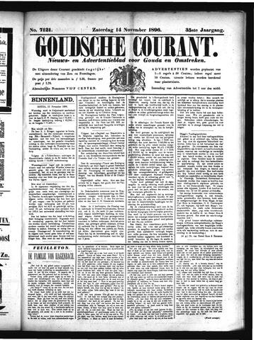Goudsche Courant 1896-11-14