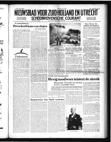 Schoonhovensche Courant 1952-07-04