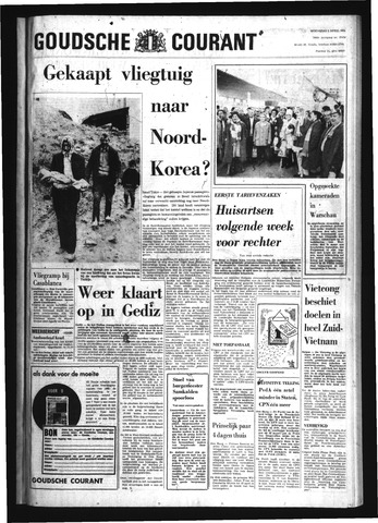 Goudsche Courant 1970-04-01