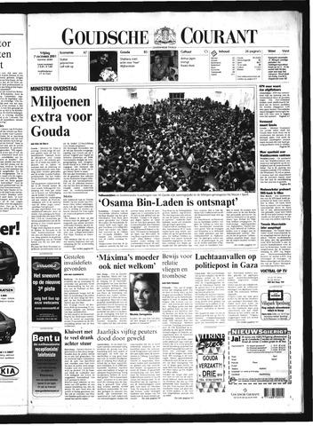 Goudsche Courant 2001-12-07