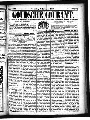 Goudsche Courant 1919-12-03