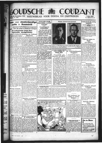 Goudsche Courant 1940-11-29