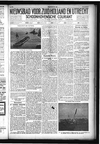 Schoonhovensche Courant 1932-05-30