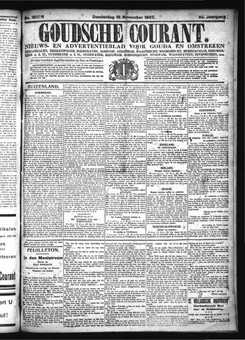 Goudsche Courant 1922-11-16