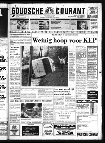 Goudsche Courant 1988-11-25