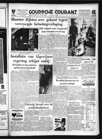 Goudsche Courant 1960-11-11