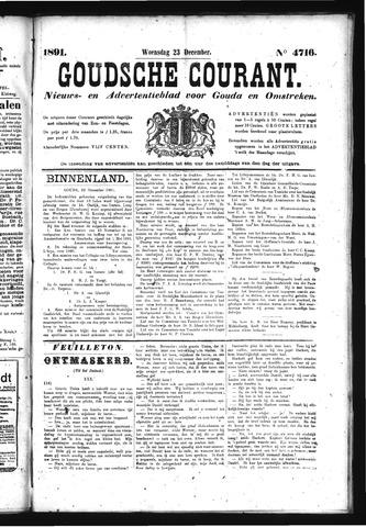 Goudsche Courant 1891-12-23