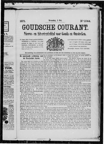 Goudsche Courant 1871-05-03
