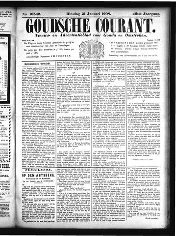 Goudsche Courant 1908-01-21