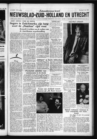 Schoonhovensche Courant 1961-05-24