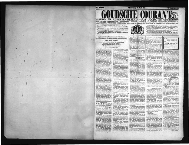 Goudsche Courant 1934-07-02