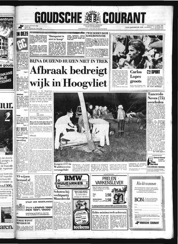 Goudsche Courant 1985-04-22