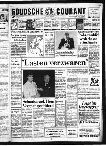 Goudsche Courant 1986-04-29