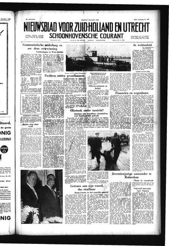 Schoonhovensche Courant 1958-12-08