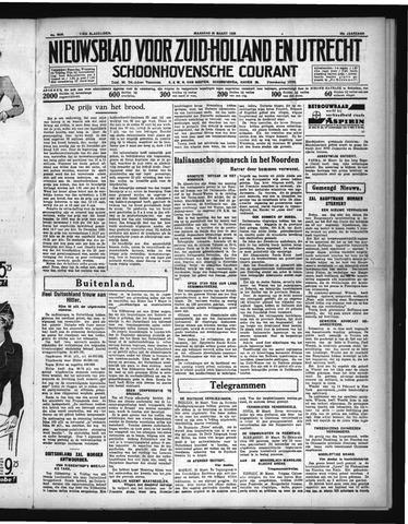 Schoonhovensche Courant 1936-03-30
