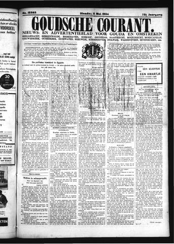 Goudsche Courant 1934-05-08