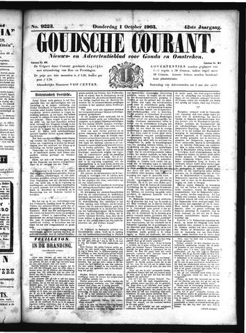 Goudsche Courant 1903-10-01