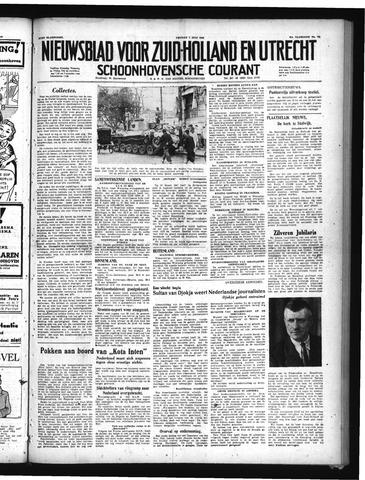 Schoonhovensche Courant 1949-07-01
