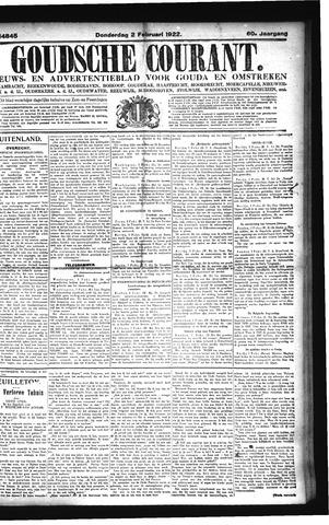 Goudsche Courant 1922-02-02