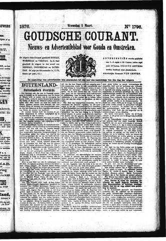 Goudsche Courant 1876-03-01