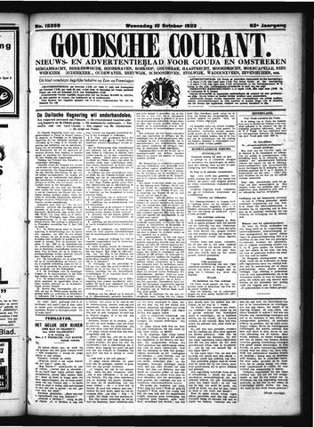 Goudsche Courant 1923-10-10