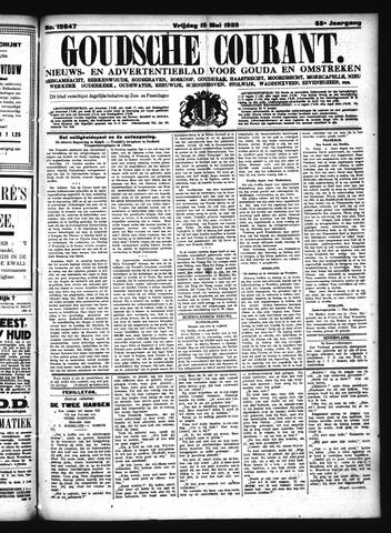 Goudsche Courant 1925-05-15