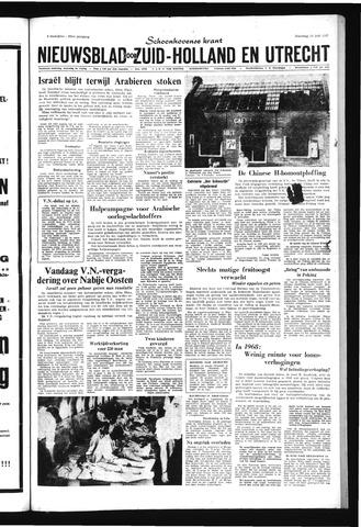 Schoonhovensche Courant 1967-06-19